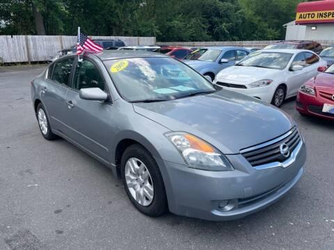 2009 Nissan Altima for sale at Auto Revolution in Charlotte NC