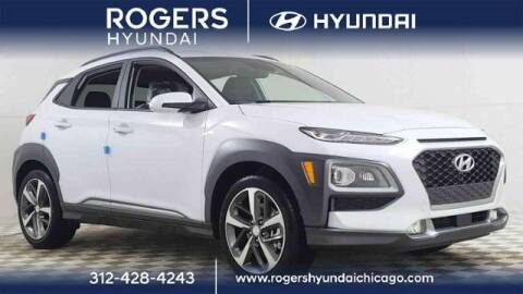 2020 Hyundai Kona for sale at ROGERS  AUTO  GROUP in Chicago IL