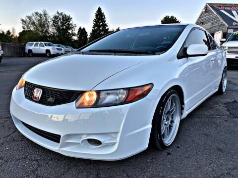 2009 Honda Civic for sale at Valley VIP Auto Sales LLC in Spokane Valley WA
