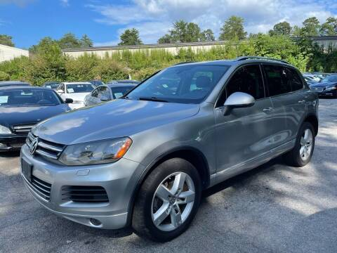 2012 Volkswagen Touareg for sale at Car Online in Roswell GA