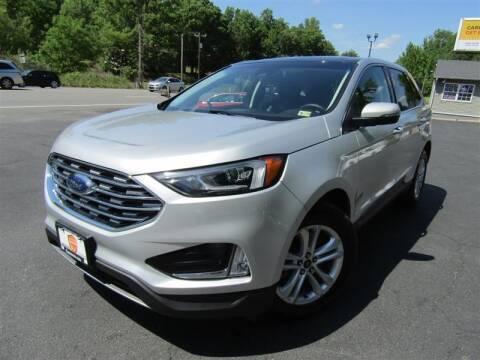 2019 Ford Edge for sale at Guarantee Automaxx in Stafford VA