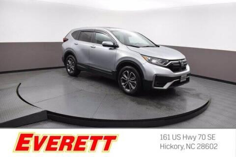 2020 Honda CR-V for sale at Everett Chevrolet Buick GMC in Hickory NC
