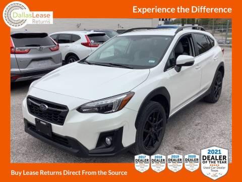 2019 Subaru Crosstrek for sale at Dallas Auto Finance in Dallas TX