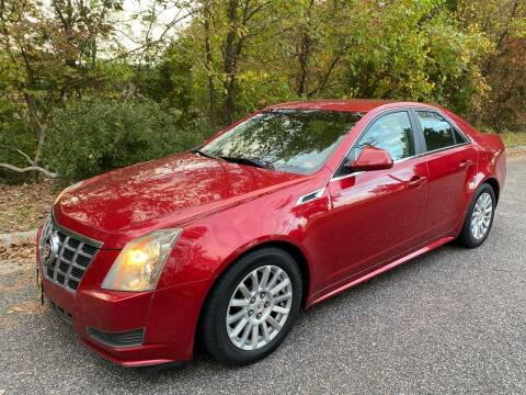 2012 Cadillac CTS for sale at Coastal Auto Sports in Chesapeake VA