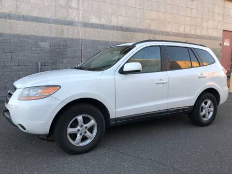 2008 Hyundai Santa Fe for sale at Autos Under 5000 + JR Transporting in Island Park NY
