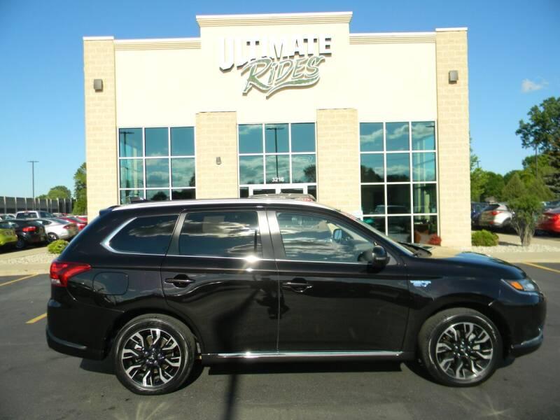 2018 Mitsubishi Outlander PHEV for sale in Appleton, WI