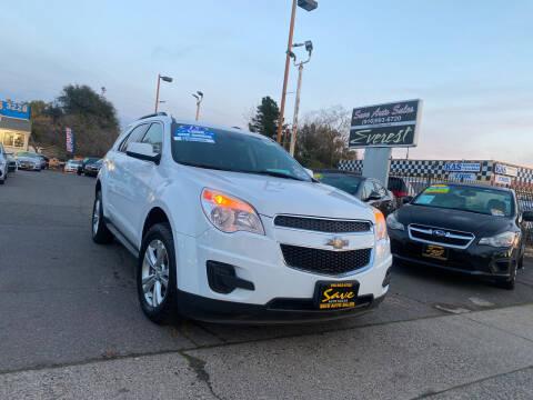 2015 Chevrolet Equinox for sale at Save Auto Sales in Sacramento CA