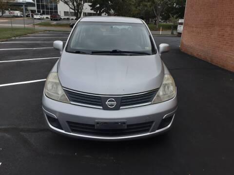 2008 Nissan Versa for sale at Fredericksburg Auto Finance Inc. in Fredericksburg VA