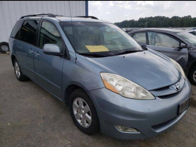 2008 Toyota Sienna for sale at C & P Autos, Inc. in Ruston LA
