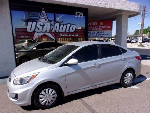 2017 Hyundai Accent for sale at USA Auto Inc in Mesa AZ