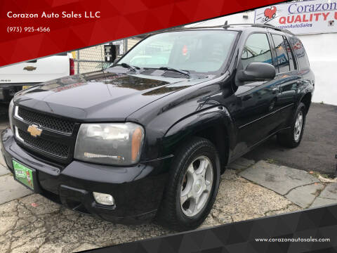 2006 Chevrolet TrailBlazer for sale at Corazon Auto Sales LLC in Paterson NJ