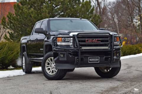 2014 GMC Sierra 1500 for sale at Rosedale Auto Sales Incorporated in Kansas City KS