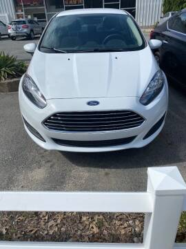 2019 Ford Fiesta for sale at Discount Auto Inc in Wareham MA