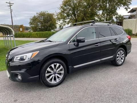2017 Subaru Outback for sale at Finish Line Auto Sales in Thomasville PA