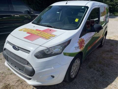 2014 Ford Transit Connect Cargo for sale at BILLY HOWELL FORD LINCOLN in Cumming GA