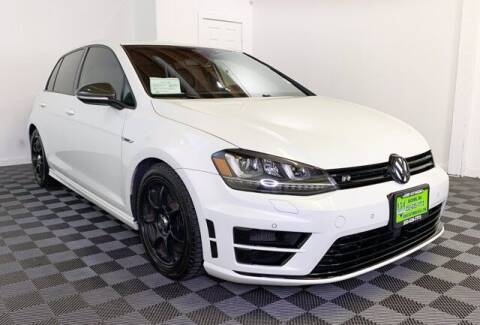 2017 Volkswagen Golf R for sale at Sunset Auto Wholesale in Tacoma WA
