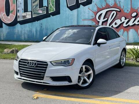 2015 Audi A3 for sale at Palermo Motors in Hollywood FL