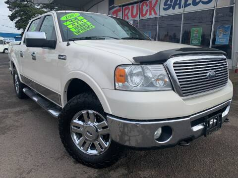 2007 Ford F-150 for sale at Xtreme Truck Sales in Woodburn OR
