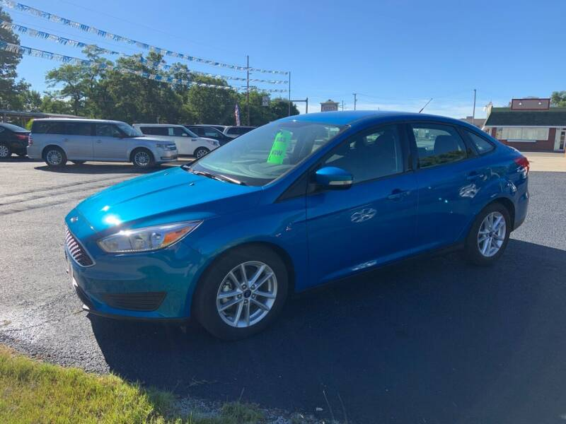 2017 Ford Focus for sale at GENE AND TONYS DEMOTTE AUTO SALES in Demotte IN