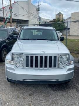 2012 Jeep Liberty for sale at E-Z Pay Used Cars in McAlester OK