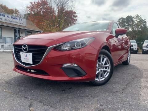2014 Mazda MAZDA3 for sale at Mega Motors in West Bridgewater MA