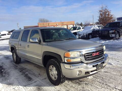 2006 GMC Sierra 1500 for sale at Bruns & Sons Auto in Plover WI