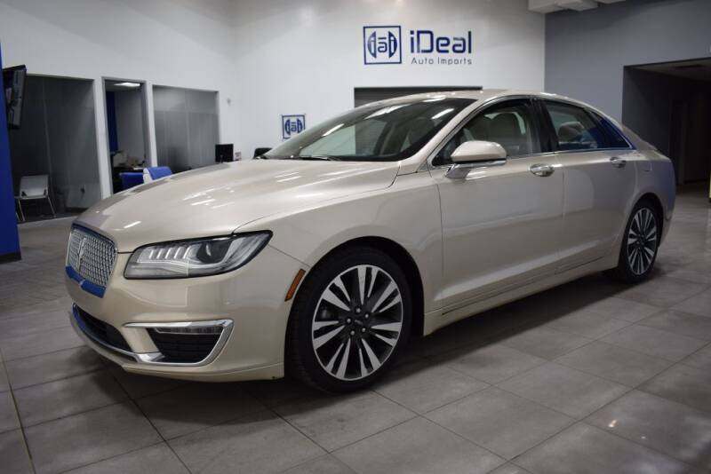 2017 Lincoln MKZ for sale at iDeal Auto Imports in Eden Prairie MN