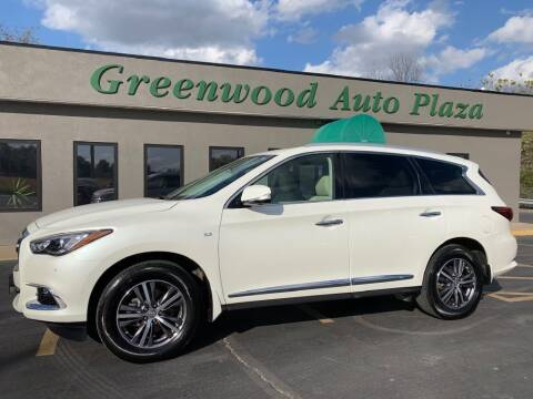 2017 Infiniti QX60 for sale at Greenwood Auto Plaza in Greenwood MO