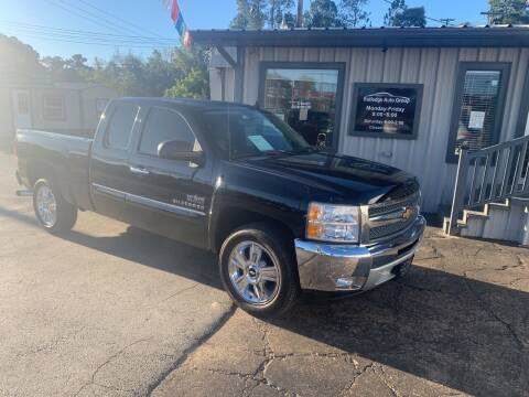 2013 Chevrolet Silverado 1500 for sale at Rutledge Auto Group in Palestine TX