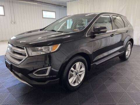 2015 Ford Edge for sale at Monster Motors in Michigan Center MI