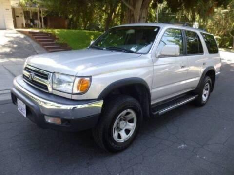 2000 Toyota 4Runner for sale at Altadena Auto Center in Altadena CA