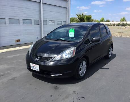 2010 Honda Fit for sale at My Three Sons Auto Sales in Sacramento CA