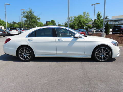 2018 Mercedes-Benz S-Class for sale at Southern Auto Solutions - BMW of South Atlanta in Marietta GA