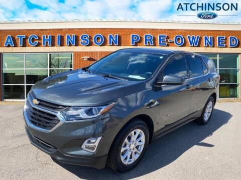 2018 Chevrolet Equinox for sale at Atchinson Ford Sales Inc in Belleville MI