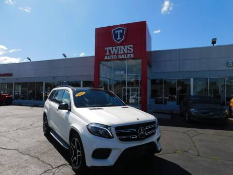 2017 Mercedes-Benz GLS for sale at Twins Auto Sales Inc Redford 1 in Redford MI