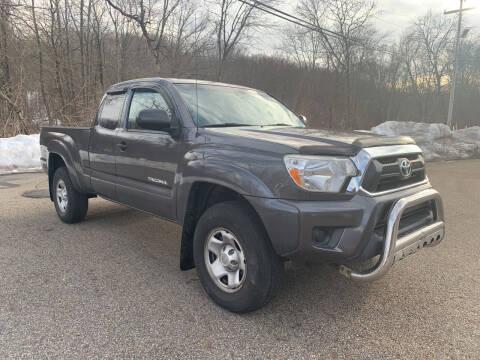 2013 Toyota Tacoma for sale at George Strus Motors Inc. in Newfoundland NJ