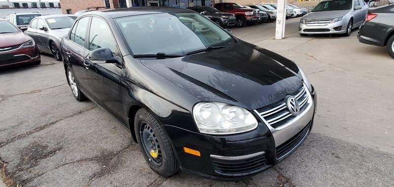 2010 Volkswagen Jetta for sale at Divine Auto Sales LLC in Omaha NE