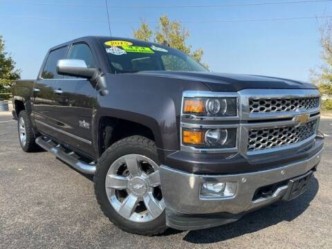 2015 Chevrolet Silverado 1500 for sale at UNITED Automotive in Denver CO