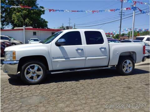2012 Chevrolet Silverado 1500 for sale at Dealers Choice Inc in Farmersville CA
