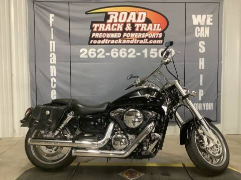 2005 Kawasaki Vulcan® 1600 Mean Streak& for sale at Road Track and Trail in Big Bend WI