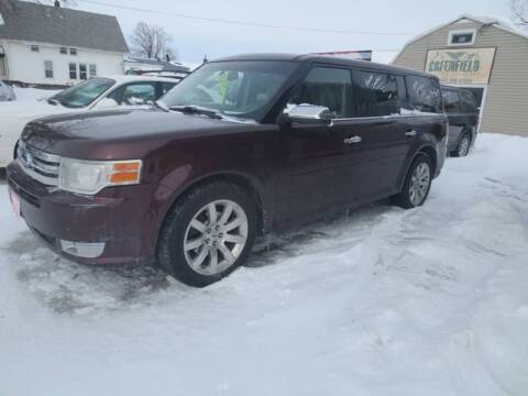 2010 Ford Flex for sale at GREENFIELD AUTO SALES in Greenfield IA