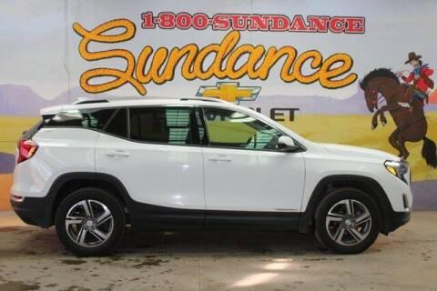 2018 GMC Terrain for sale at Sundance Chevrolet in Grand Ledge MI