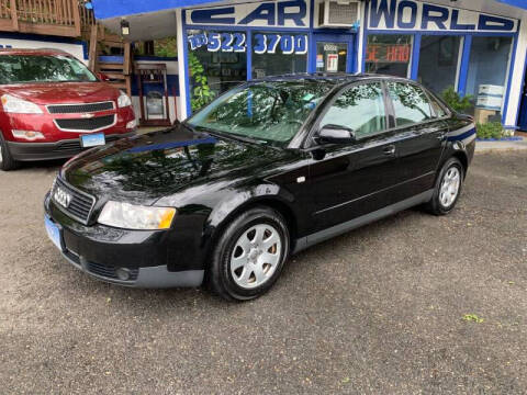 2003 Audi A4 for sale at Car World Inc in Arlington VA