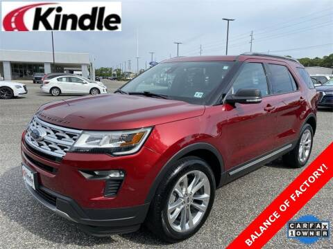 2019 Ford Explorer for sale at Kindle Auto Plaza in Middle Township NJ