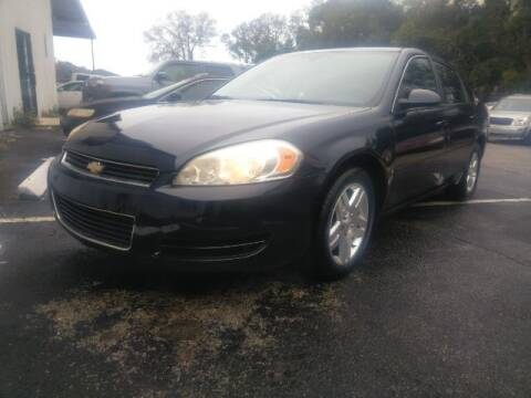 2008 Chevrolet Impala for sale at JacksonvilleMotorMall.com in Jacksonville FL
