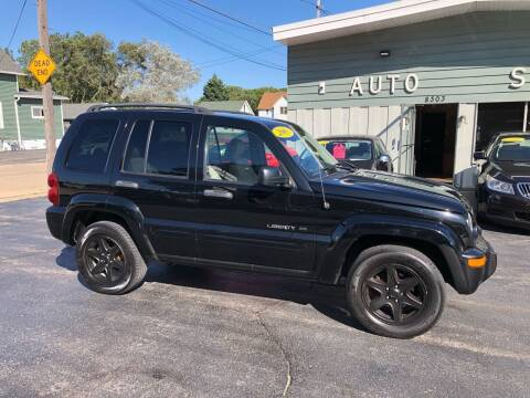 2003 Jeep Liberty for sale at SHEFFIELD MOTORS INC in Kenosha WI