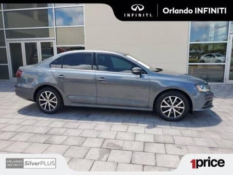 2017 Volkswagen Jetta for sale at Orlando Infiniti in Orlando FL