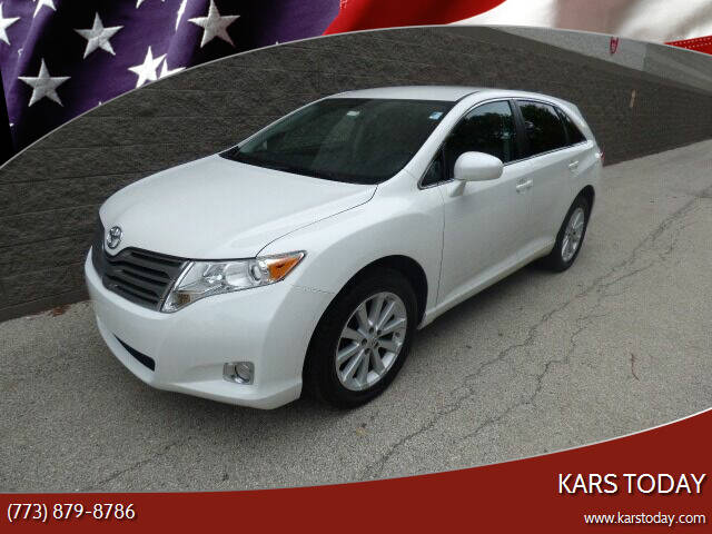 2010 Toyota Venza for sale at Kars Today in Addison IL