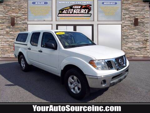 2011 Nissan Frontier for sale at Your Auto Source in York PA