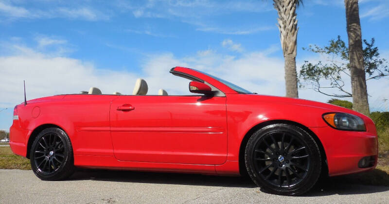 2006 Volvo C70 for sale at Performance Autos of Southwest Florida in Fort Myers FL